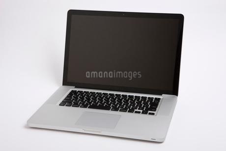 ノートパソコンの写真素材 [FYI01681495]