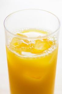 オレンジジュースの写真素材 [FYI01681510]