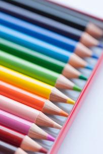色鉛筆の写真素材 [FYI01681517]
