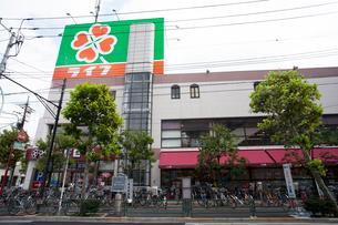 ライフ 深川猿江店の写真素材 [FYI01681539]