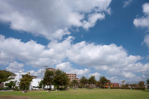 都立 宇喜田公園の写真素材 [FYI01681547]