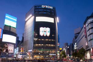 渋谷駅前の写真素材 [FYI01681739]