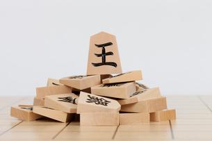 将棋イメージの写真素材 [FYI01681794]