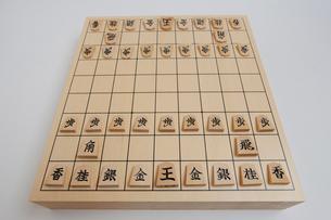将棋盤の写真素材 [FYI01681962]
