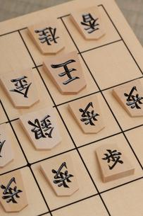 将棋盤の写真素材 [FYI01681973]
