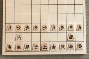 将棋盤の写真素材 [FYI01681988]