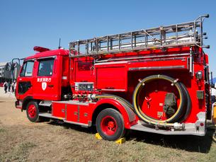 消防自動車の写真素材 [FYI01682032]