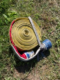 消防用ホースの写真素材 [FYI01682123]
