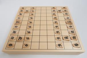 将棋盤の写真素材 [FYI01682139]