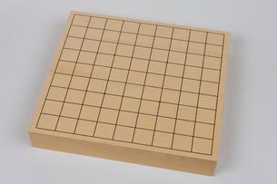 将棋盤の写真素材 [FYI01682174]