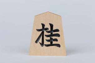 将棋 桂馬の写真素材 [FYI01682185]