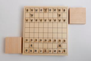 将棋盤の写真素材 [FYI01682298]