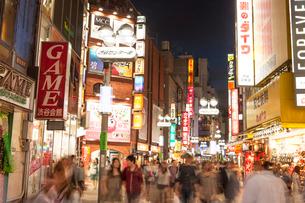 渋谷センター街の写真素材 [FYI01682519]