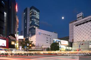 渋谷駅前 ハチ公口の写真素材 [FYI01682520]
