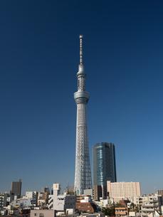 東京スカイツリーの写真素材 [FYI01682538]