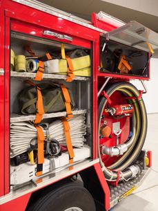 消防自動車の写真素材 [FYI01682546]