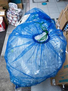 ペットボトルのリサイクルの写真素材 [FYI01683160]