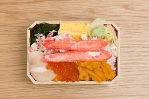 海鮮丼の写真素材 [FYI01683173]