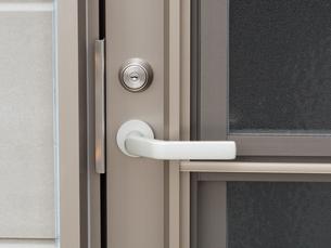 ドアの取っ手の写真素材 [FYI01683203]