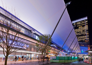 東京駅八重洲口の写真素材 [FYI01683783]