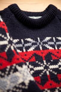 セーターの写真素材 [FYI01684949]