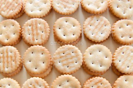 ジャムクッキーの写真素材 [FYI01685029]