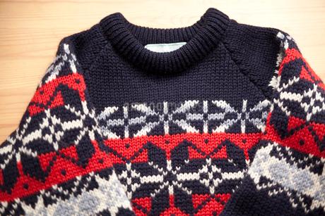 セーターの写真素材 [FYI01685039]