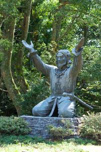 出雲大社の大国主大神像の写真素材 [FYI01685380]