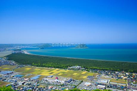 虹の松原の写真素材 [FYI01685814]