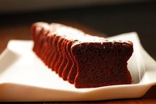 パウンドケーキの写真素材 [FYI01686268]