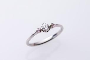 指輪の写真素材 [FYI01686451]