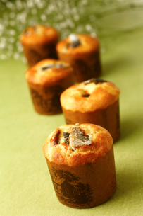 カップケーキの写真素材 [FYI01686544]