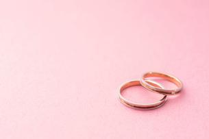 結婚指輪の写真素材 [FYI01686643]