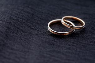 結婚指輪の写真素材 [FYI01686787]