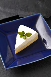 クリームチーズケーキの写真素材 [FYI01687060]