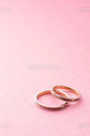 結婚指輪の写真素材 [FYI01687195]