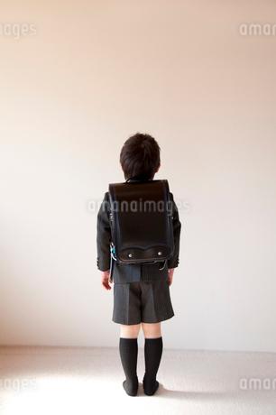 新一年生の男の子の写真素材 [FYI01687466]