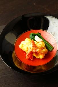 えびの黄身煮の写真素材 [FYI01687644]