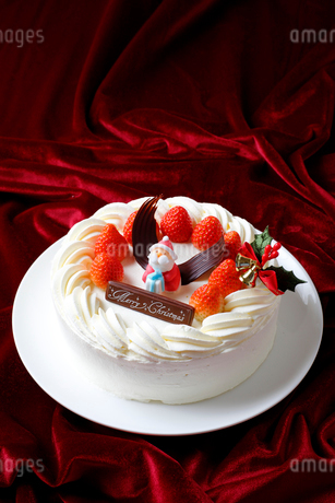 クリスマスケーキの写真素材 [FYI01688062]