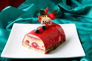 クリスマスケーキの写真素材 [FYI01688253]