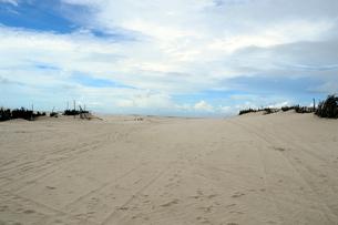 カブレの海岸の砂浜の写真素材 [FYI01688889]