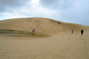 小レンソイスの砂丘の写真素材 [FYI01689322]