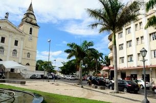 旧市街のセー教会の写真素材 [FYI01689373]