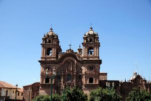 アルマス広場のラコンパニーアデヘスス教会の写真素材 [FYI01689715]