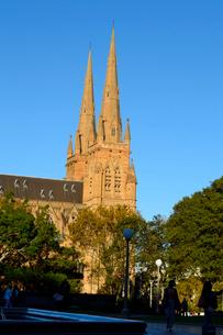 セントメーズ大聖堂の建物の写真素材 [FYI01690931]