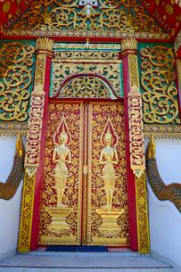 寺院のワット・フォン・ソイの写真素材 [FYI01691227]