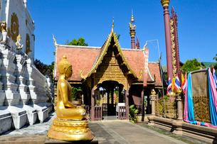 寺院のワット・チェン・ユーンの写真素材 [FYI01691319]
