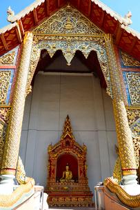 寺院のワット・プラシンの写真素材 [FYI01691388]