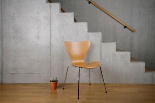 椅子の写真素材 [FYI01691511]