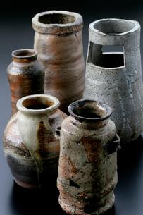 陶器の写真素材 [FYI01691593]